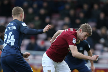 Sam Foley Northampton Town v Southend United - Sky Bet League One