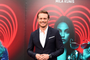 Sam Heughan Premiere Of Lionsgate's 'The Spy Who Dumped Me' - Arrivals
