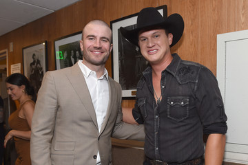 Sam Hunt 12th Annual ACM Honors - Backstage And Audience