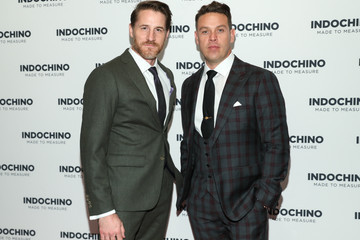 Sam Jaeger Indochino Red Carpet Launch Party