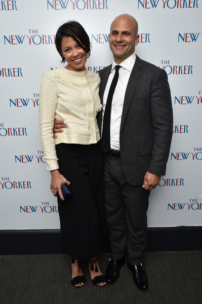 Alex Wagner and Sam Kass