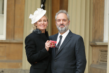 Sam Mendes Investitures At Buckingham Palace