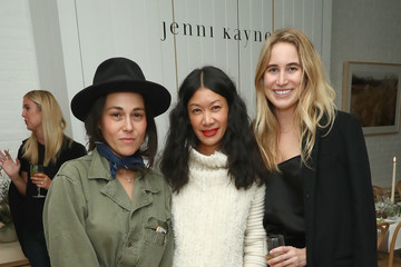 Sam Moore Jenni Kayne Celebrates Tribeca Boutique With Amy Astley, Meredith Melling and Kate Young