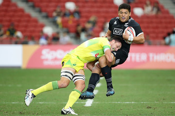 Sam Myers Singapore Sevens - Day 1