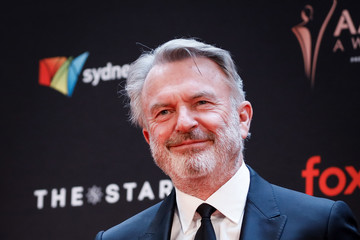 Sam Neill Celebrities Attend the 2019 AACTA Awards at The Star
