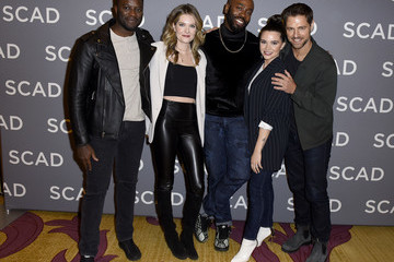 """Sam Page Stephen Conrad Moore SCAD aTVfest 2020 - """"The Bold Type"""""""