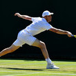 Sam Querrey Day Four: The Championships - Wimbledon 2019