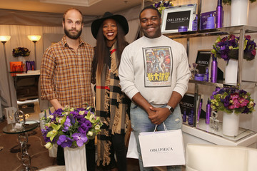 Sam Richardson HBO Luxury Lounge Presented By Obliphica Professional - Day 1