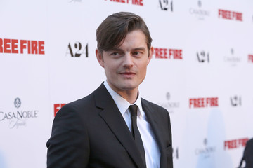 Sam Riley Premiere of A24's 'Free Fire' - Arrivals