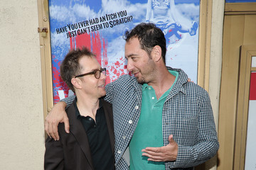 Sam Rockwell 'The Village Bike' Opening Night