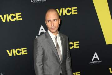 Sam Rockwell Annapurna Pictures, Gary Sanchez Productions And Plan B Entertainment's World Premiere Of 'Vice' - Arrivals