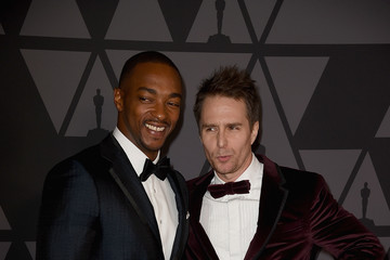 Sam Rockwell Academy of Motion Picture Arts and Sciences' 9th Annual Governors Awards - Arrivals