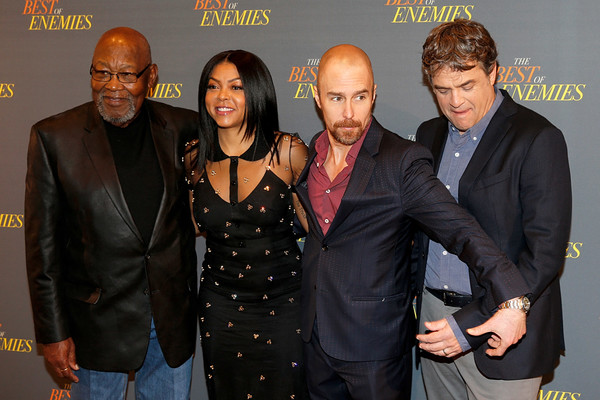 'The Best Of Enemies' New York Photo Call