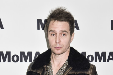 Sam Rockwell MoMA's Contenders Opening Night Featuring 'Three Billboards Outside Ebbing, Missouri'