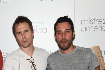Sam Rockwell Guests Attend the 'Mistress America' New York Premiere