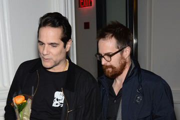 Sam Rockwell 'The Library' Opening Night Celebration