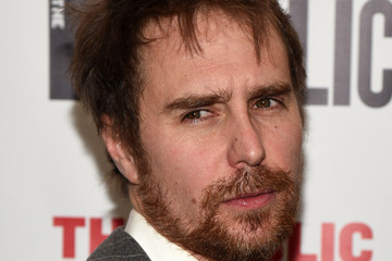 Sam Rockwell 'Grounded' Opening Night Party