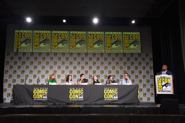 Sam Shaw Hulu's 'Castle Rock' Comic-Con 2018