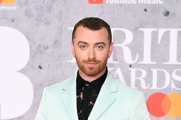 Sam Smith The BRIT Awards 2019 - Red Carpet Arrivals