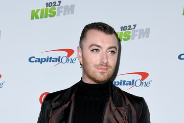 Sam Smith KIIS FM's Jingle Ball 2019 Presented By Capital One At The Forum - Arrivals