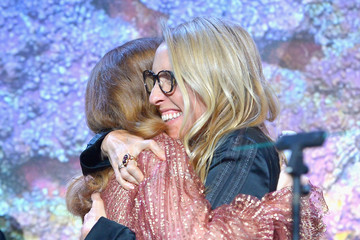 Sam Taylor-Johnson 2018 Baby2Baby Gala Presented By Paul Mitchell - Inside