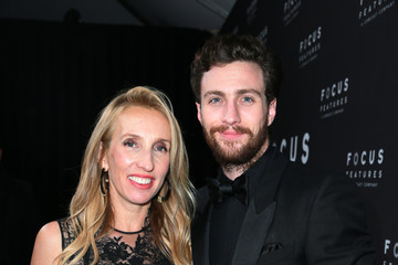 Sam Taylor-Johnson Focus Features Golden Globe Awards After Party - Inside