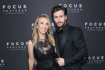 Sam Taylor-Johnson Focus Features Golden Globe Awards After Party - Arrivals