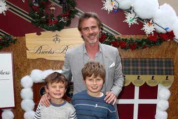 Sam Trammell Brooks Brothers Hosts Annual Holiday Celebration In Los Angeles To Benefit St. Jude - Arrivals