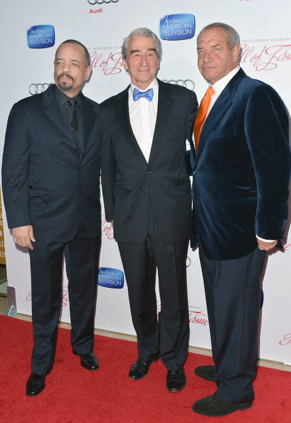 Red Carpet Arrivals at the Hall Of Fame Induction Gala