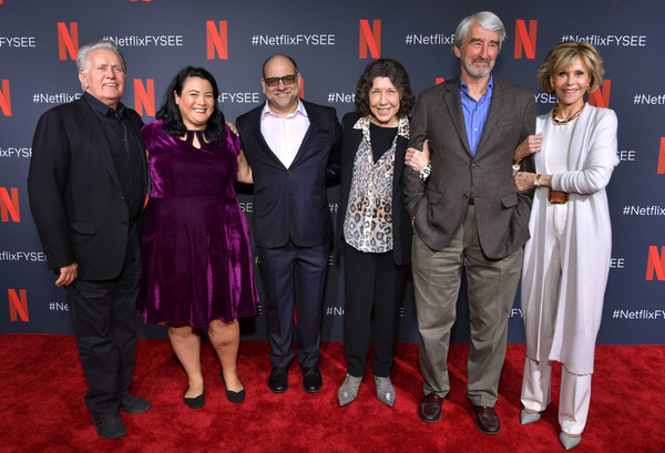 Netflix FYSEE 'Grace And Frankie' ATAS Official Red Carpet And Panel