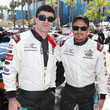 Sam Witwer 37th Annual Toyota Pro/Celebrity Race: Day 1
