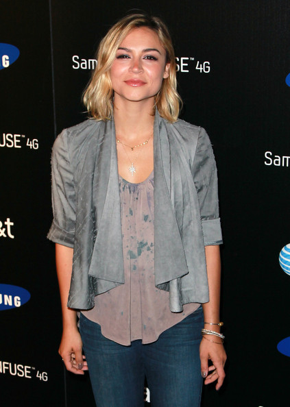samaire armstrong music video