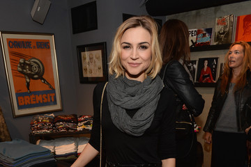 Samaire Armstrong Kelly Cole Winter Collection Launch