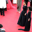 Samantha Banks Celebs Hit the Red Carpet in Cannes