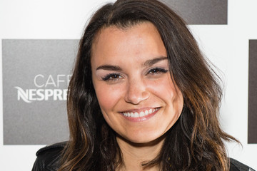 Samantha Barks Cafe Nespresso Soho Launch Party, London