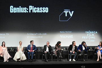 Samantha Colley 'Genius: Picasso' Tribeca TV - 2018 Tribeca Film Festival