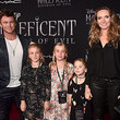 Samantha Hemsworth World Premiere Of Disney's 'Maleficent: Mistress of Evil'