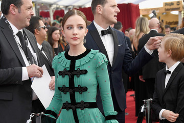 Samantha Isler The 23rd Annual Screen Actors Guild Awards - Arrivals