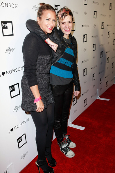 I Heart Ronson For jcpenney Holiday Party
