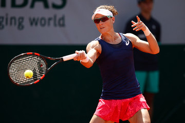 Samantha Stosur 2017 French Open - Day Five
