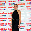 Samantha Womack Arrivals at the Inside Soap Awards