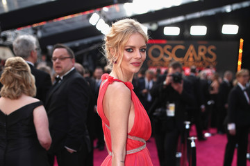 Samara Weaving 90th Annual Academy Awards - Red Carpet
