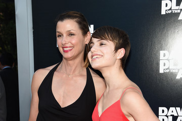 Sami Gayle 'Dawn of the Planet of the Apes' Premieres in NYC