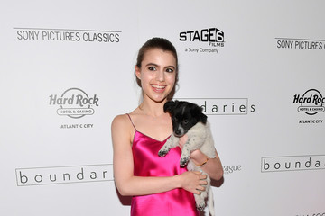 Sami Gayle 'Boundaries' New York Screening