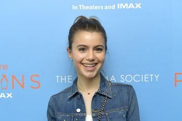 Sami Gayle Disneynature's 'PENGUINS' Premiere