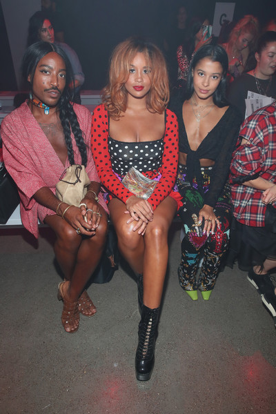 Discount Universe - Front Row - September 2018 - New York Fashion Week: The Shows