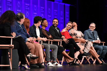 Samira Wiley Amanda Brugel The Paley Center For Media's 35th Annual PaleyFest Los Angeles - 'The Handmaid's Tale' - Arrivals