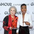 Samira Wiley 2019 Glamour Women Of The Year Awards - Backstage