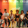 Samira Wiley #AerieREAL Role Model, Samira Wiley, Joins Nico Tortorella And Creators Coco & Breezy For Pride Celebration At American Eagle's Be You Studio