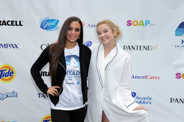 Sammi Giancola 'Swim for Relief Benefit Held in NYC